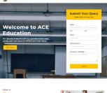 Ace education, web design malaysia, web development, web design kl, web developer